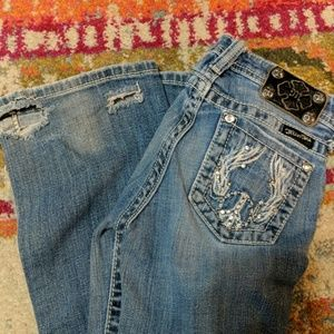 Girls Miss Me Jeans